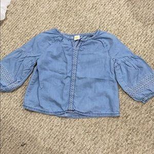 Other - A little girls cute long sleeve shirt.